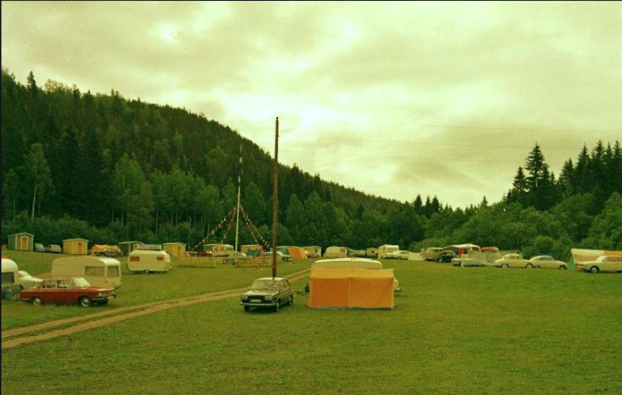 Gålå camping